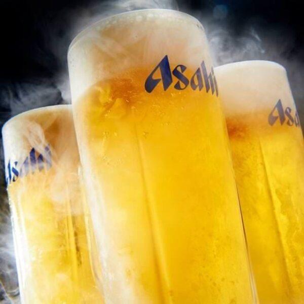 生ビール 、瓶ビール
